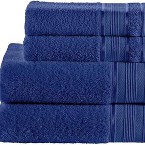 9577cddd4 Lacoste Toalha De Banho Azul Original 100% Algodão Toalhas ...