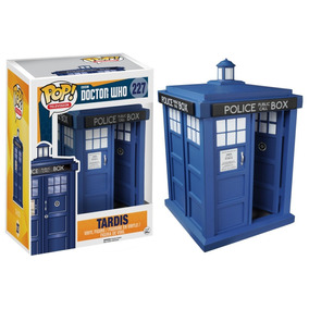 Funko Pop Tardis (doctor Who) 15cm Original