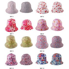 478bb881afc04 Chapeu Bucket Floral Feminino - Acessórios da Moda no Mercado Livre ...