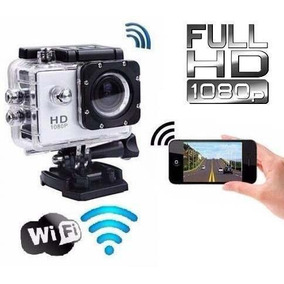 Câmera Profissional 1080p Wifi Full Hd 12mp Frete Gratis