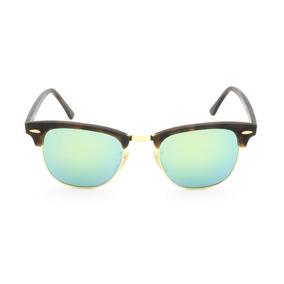 c48f40755576e Óculos De Sol Ray-ban Clubmaster Rb 3016 - Tamanho 49