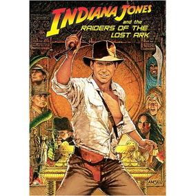 Pôster Cinema Filme Indiana Jones Arca Perdida 40x60 Cm # 1b