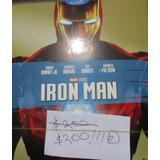 Iron Man Blue Ray