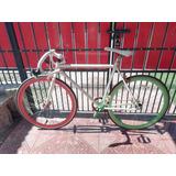 Bicicleta Fixie Lahsen