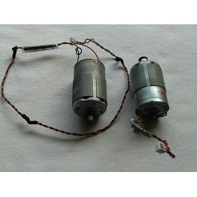 Par De Motores Do Carro E Correia Epson L355 L375 Original.