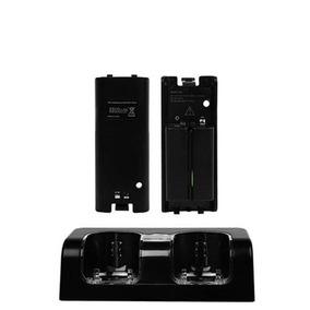 Batería Recargables 2800 Mah Para Control Wii + Estación