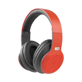 Auriculares Headphone Altec Lansing Bluetooth Rojo