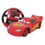 Auto A Radio Control 4 Canales Cars Rayo Mcqueen Mate Disney