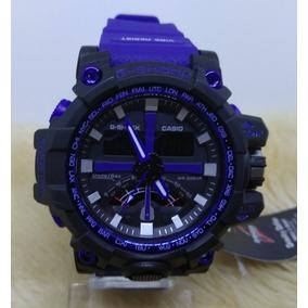 3e9920f7c38 Relogio Casio Fundo Azul Masculino - Relógios De Pulso no Mercado ...