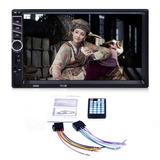 Swm 7013b 7 Pulgadas Bluetooth Coche Mp4 Mp5 Player In Guión