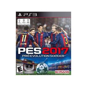 Pes 2017 Pro Evolution Soccer 2017 Ps3 Mpidia Fisica Novo