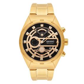 Relógio Orient Cronógrafo Mgssc023 Pipx Analógico Masculino
