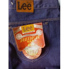 Pantalon Jean Lee Original, Serie 200, Talla 42