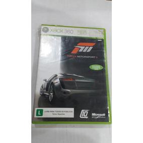 Forza Motorsport 3 - Xbox 360 - Original Com 2 Discos