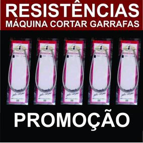 5 Resistência Para Maquina Cortar Garrafas 110v