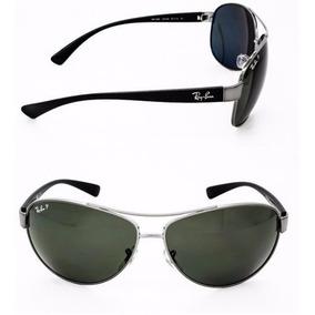 f11ef3c68e30f 9a Ray Ban Rb3386 67 Polarizado Cinza Preto 004 - Óculos no Mercado ...