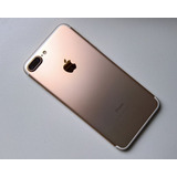 Apple Iphone 7 Plus 128 Gb Original Tela 4k 5.5 Vitrine 12x
