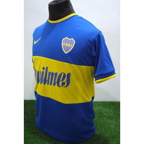 Camiseta Boca Campeon 2000 Copa Libertadores