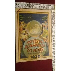 Revista Almanaque Ross 1937 V7