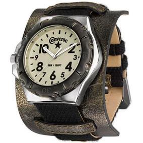 2b39611faac Relógio Converse Vr022 005 Duas Pulseiras - Relógios no Mercado ...