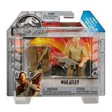 Figura Básica Jurassic World 2 Wheatley Fvn23 - Mattel