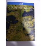 Box Bluray Game Of Thrones (3 Temporadas)