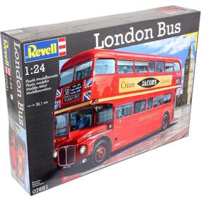 Ônibus De Londres - 1/24 - Revell 07651
