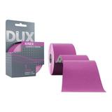 Bandagem Elástica Cinésiológica - Kinex Tape 5 M - Dux