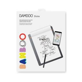 Bloco De Notas Digital Wacom Bamboo Slate Grande 210x297mm