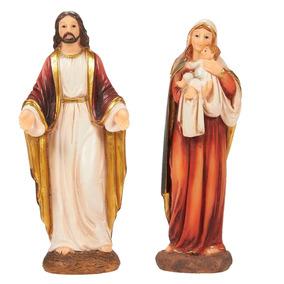 6d7543c3f74 Estatuas Religiosas Juvale Estatuilla Virgen María Y Figura