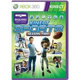 Kinect Sports 2, Fisico, Original, Xbox 360 Nuevo