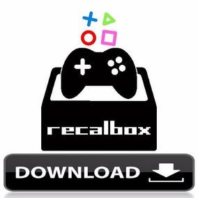 Recalbox 32gb Imagem Para Download 13 Mil Jogos 2018 Top afb68ac1c91f4