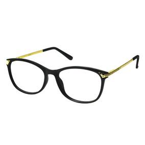 e94ed9035a2d8 Oculos Feminino De Grau Retro - Óculos no Mercado Livre Brasil