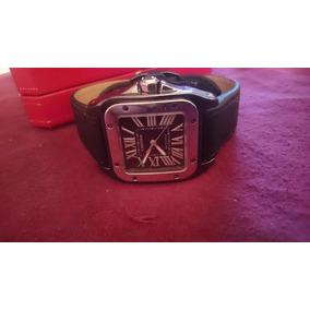 Reloj Cartier Santos 100 Automatic