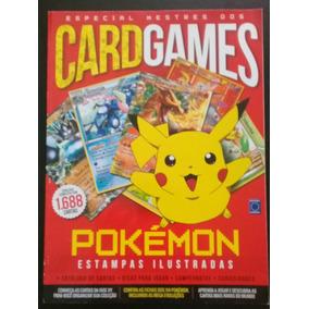Revista Card Games Pokémon Nova