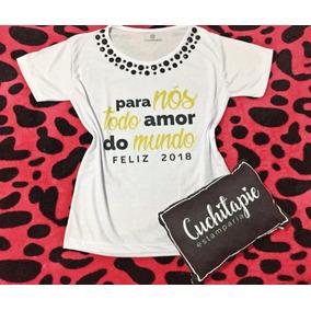 Todo Amor Do Mundo (um - Camisetas e Blusas no Mercado Livre Brasil 624541204f740