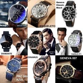 0dc31bf16ac So Relogios Masculinos - Relógios De Pulso no Mercado Livre Brasil