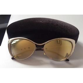c64d02ebe0d8f Oculos Tom Ford Feminino Gatinho De Sol - Óculos no Mercado Livre Brasil