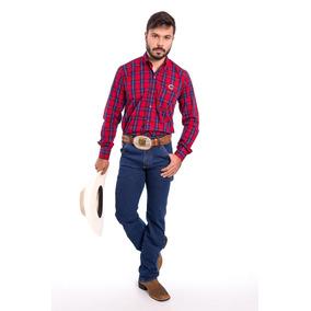 Calça Masculina West Country Carpinteiro Com Elastano ecd4cf88028