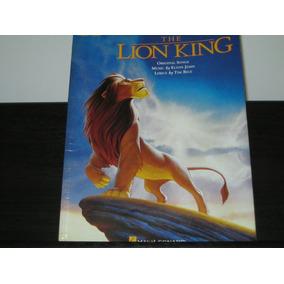 The Lion King - Elton John & Tim Rice - Piano . Vocal