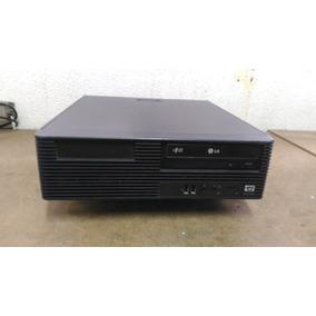 Cpu Hp Compaq Dx 7400 Pro Small Factor - Hd 80 - Usado