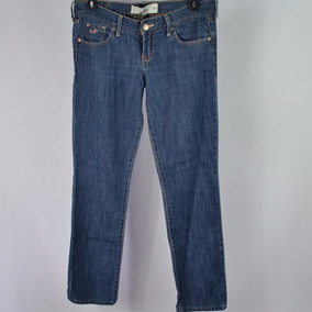 Hollister Jeans Rectos 25 Msrp $1,000