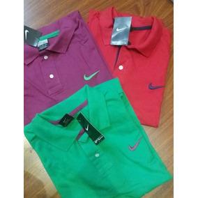 Camisa Polo Nike - Pólos Manga Curta Masculinas no Mercado Livre Brasil dc523ab85bcb8