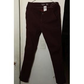 1beb39a735 Pantalones Ajustados De Color Para Hombre en Mercado Libre México