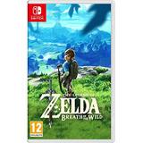 Nintendo Switch The Legend Of Zelda Breath Of The Wild