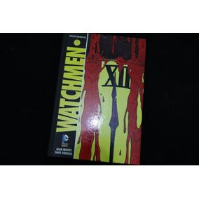 Hq Watchmen - Edição Definitiva