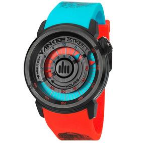 Relógio Masculino Analógico Yankee Street Ys30158a/laranja