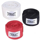 Bandagem Everlast Kit C/ 3 Pares De 3 Mts Cada