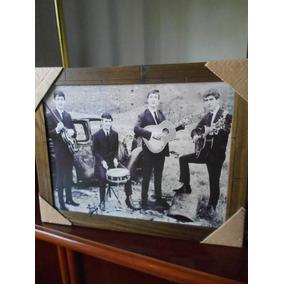 Beatles - Quadro Raridade - Frete Grátis
