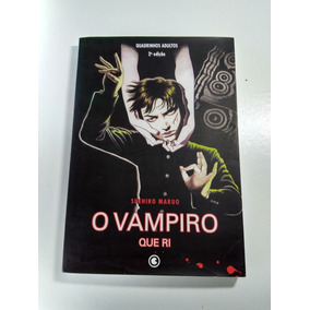 O Vampiro Que Ri - Suehiro Maruo
